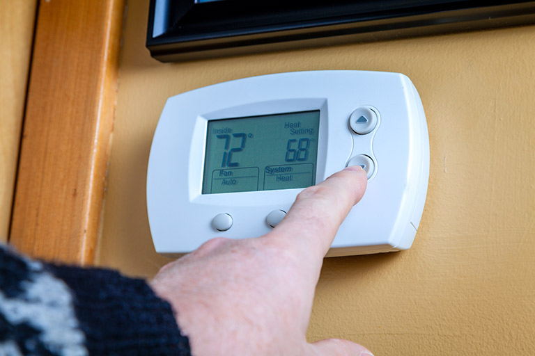 Lowers Heating & Cooling Costs